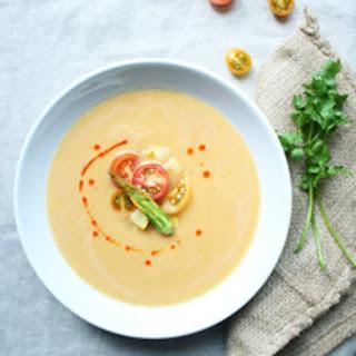 Sopa De Calabaza Y Elote Recipe