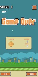 Download Bouncy Flappy Bird For PC Windows and Mac apk screenshot 2