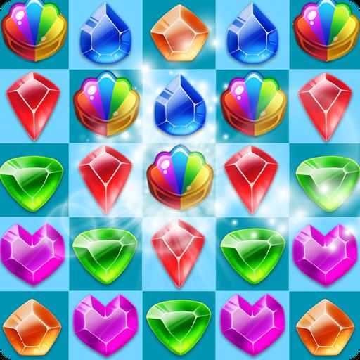 解謎App|Diamond Mania Match 3 LOGO-3C達人阿輝的APP