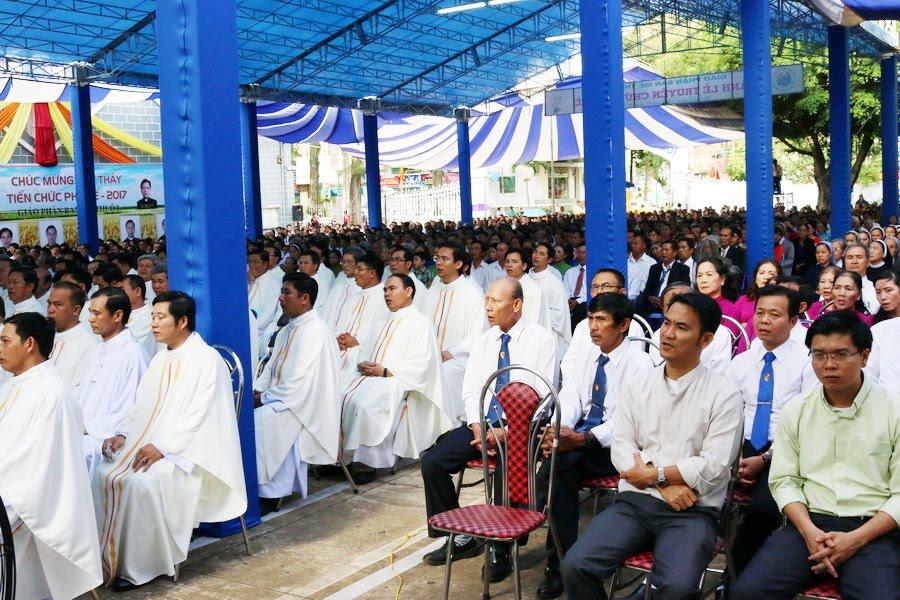 Lễ Tấn Phong chức Phó tế tại nhà thờ Chính Tòa Ban Mê Thuột - Ảnh minh hoạ 11