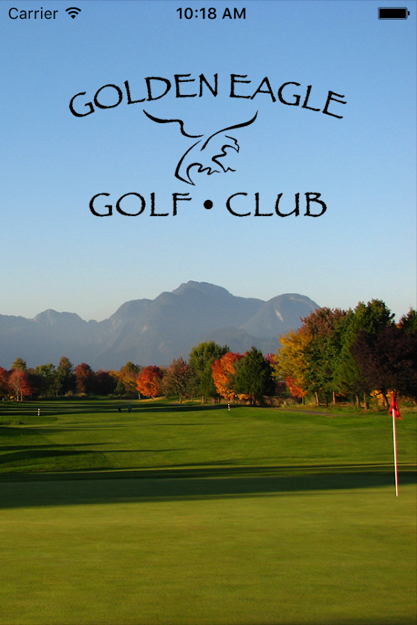 Golden Eagle Golf Club- screenshot