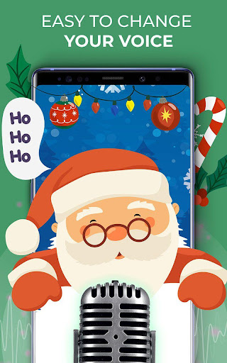 Screenshot for Voice Changer – Amazing Voice with Audio Effects in United States Play Store