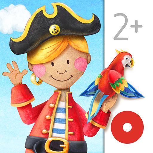 Tiny Pirates - Kids' Activity Book