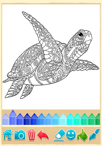 Mandala Coloring Pages  screenshots 1