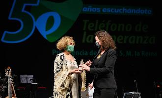 Gala del 50 aniversario del Teléfono de la Esperanza