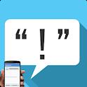 Speech to Text icon