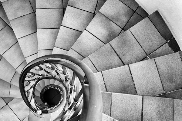 Spiral staircase di IsideB