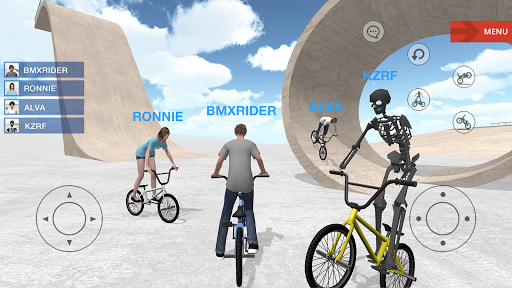 BMX Space screenshots 2
