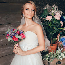 Wedding photographer Yuliya Tieva (Tieva). Photo of 26.01.2017