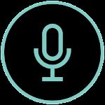 Audio Recorder Spy Icon