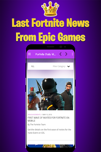 Fortnite Battle Royale Game Daily Moments for PC