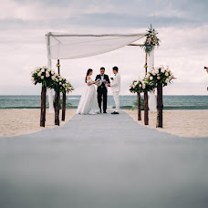 Wedding photographer Trung Dinh (ruxatphotography). Photo of 25.08.2019
