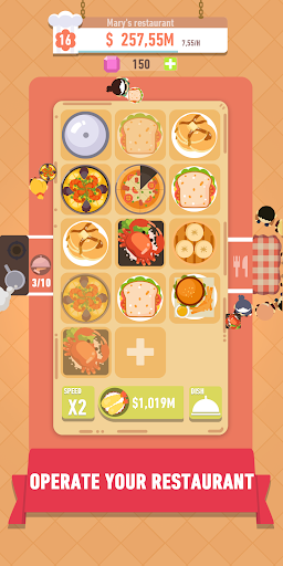 Merge Food: World Dish Journey 0.4.5 app download 2