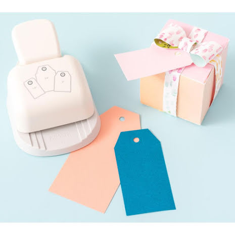 We R Memory Keepers 3-In-1 Punch - Angled Tag