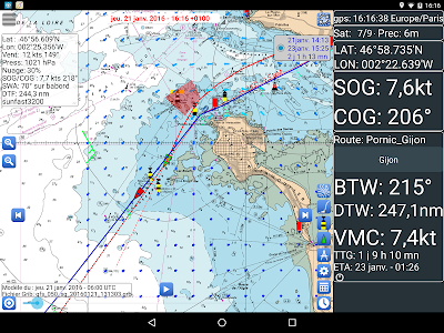 Weather - Routing - Navigation screenshot 12