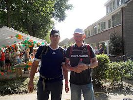 John en Geert