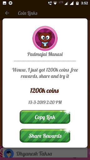 Spins and coins Rewards Forum 1.0 screenshots 2