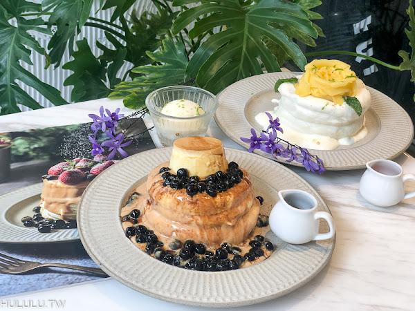 「樂丘廚房」回訪東海必嚐人氣餐廳,布丁舒芙蕾/檸檬玫瑰花又再度征服少女心。|義大利麵|甜點