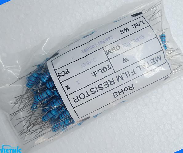 Linh kiện điện tử - Điện trở 0.22R - 1W/200PCS