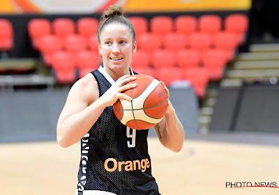 Castors Braine strikt Belgian Cat Marjorie Carpréaux én speelster uit de WNBA