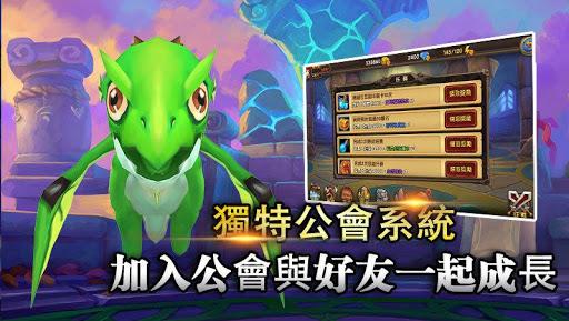 狂暴召喚:英雄覺醒  captures d'écran 1