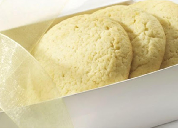 Real Lemon Cookies Recipe