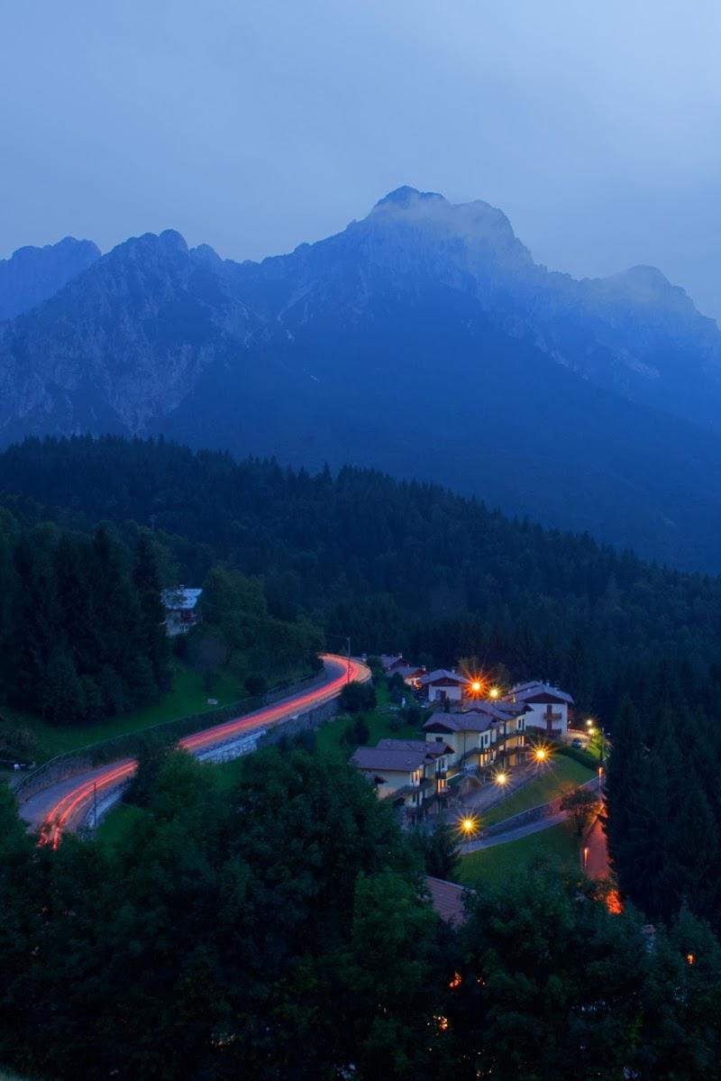 ...In montagna... Alla sera... di Uitko