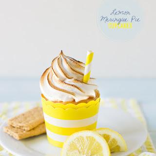 Lemon Meringue Pie Cupcakes {GF}