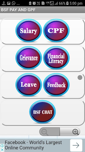 Download BSF PAY AND GPF SLIP Google Play softwares