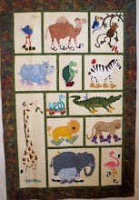 Photo: Jungle Walk for a Cause by Sister's Scraps Quilt Shop, Amarillo, Texas