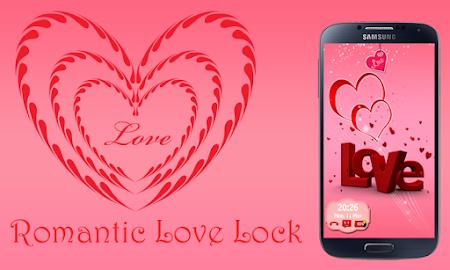 Romantic Love Lock Screen 1.0 screenshot 94165