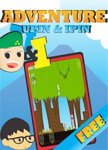Best Upin Ipin Rush Games Run screenshot