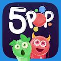 5 Pop - Bubble Wrap Monsters icon