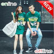 500+ Couple T Shirt Design icon