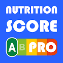 Nutrition Score Pro - Scan produits icon