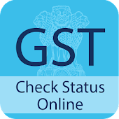 GST Check Status - Track Application