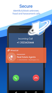 WhatsCall - Free Phone Call & Text on Free Number- screenshot thumbnail
