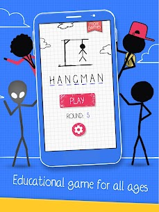 Hangman MOD (Unlimited Coins/All Animation) 4