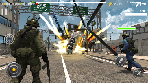 Special Ops Shooting Game screenshots 1