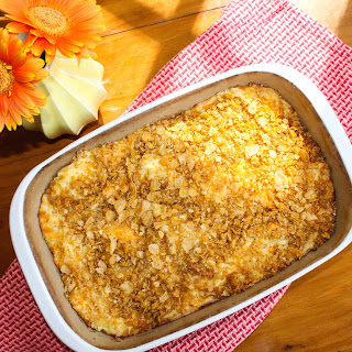 Grandma Kriz's Hash Brown Casserole.