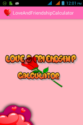 Love and Friendship Calculator