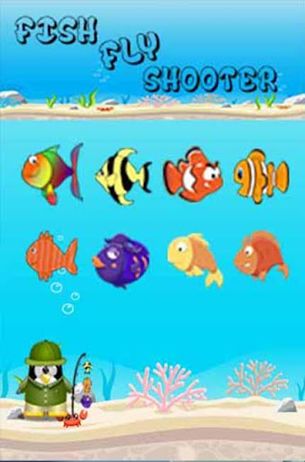 Fish Fly Shooter
