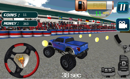 4x4 monster truck simulator apps on google play