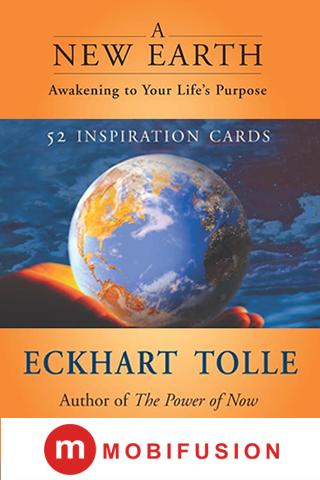 Eckhart Tolle New Earth Deck - screenshot