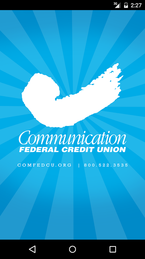 Communication Federal CU- screenshot