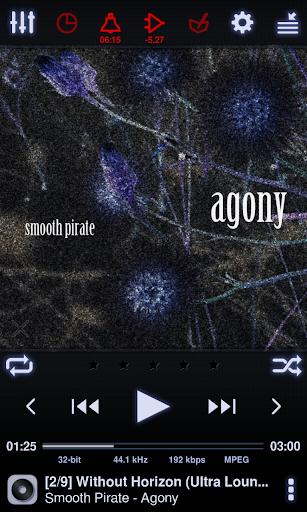 Neutron Music Player  screenshots 1