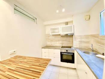 Appartement 2 pièces 34,24 m2