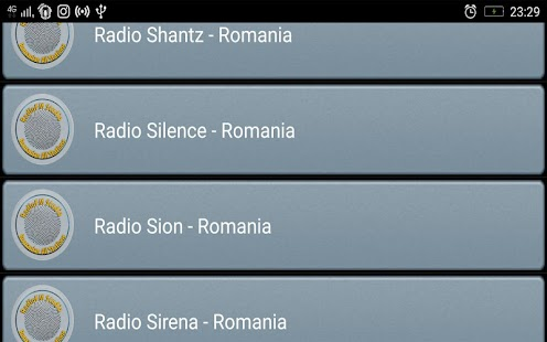 RadioFM Romanian All Stations - náhled