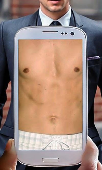 Body Scanner Camera - New Cloth Scanner Prank App APK
