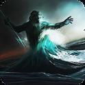 Neptune God Live Wallpaper icon